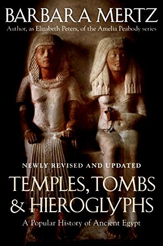 9780061252761: Temples, Tombs & Hieroglyphs: A Popular History of Ancient Egypt
