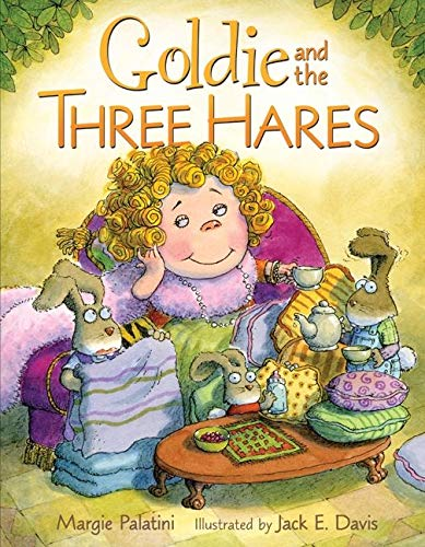 9780061253140: Goldie and the Three Hares