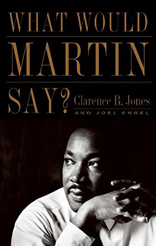 9780061253201: What Would Martin Say?
