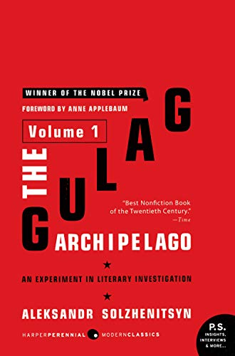 9780061253713: The Gulag Archipelago Volume 1: An Experiment in Literary Investigation