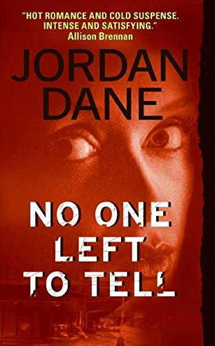9780061253751: No One Left To Tell (No One Series)
