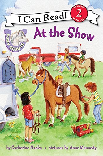 9780061255427: At the Show: Pony Scouts