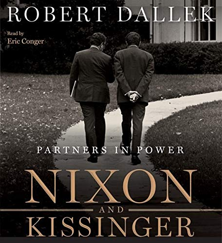 9780061256424: Nixon and Kissinger CD: Partners in Power