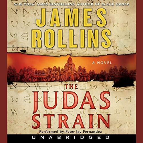9780061256448: The Judas Strain CD: A Sigma Force Novel (Sigma Force Novels)
