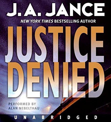 9780061256622: Justice Denied : A Novel of Suspense