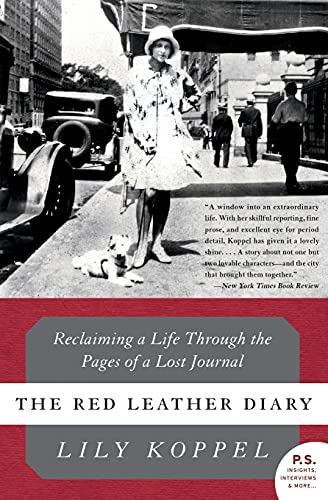 9780061256783: The Red Leather Diary: Reclaiming a Life Through the Pages of a Lost Journal (P.S.)