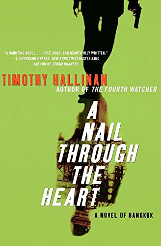 A NAIL THROUGH THE HEART (SIGNED)