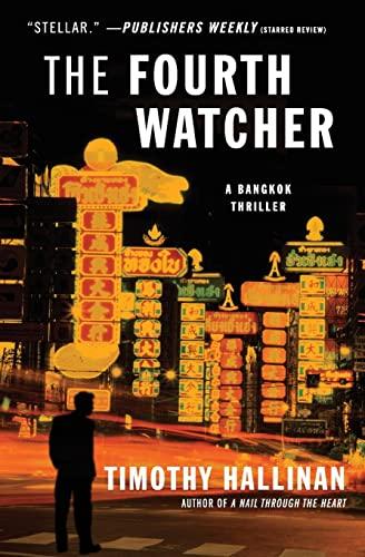 9780061257261: The Fourth Watcher: A Bangkok Thriller