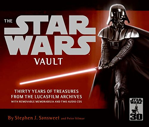 9780061257315: The Star Wars Vault: Thirty Years of Treasures from the Lucasfilm Archives, With Removable Memorabilia and Two Audio CDs