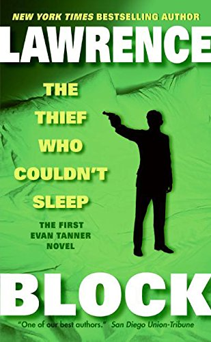 9780061258060: The Thief Who Couldn't Sleep (Evan Tanner)