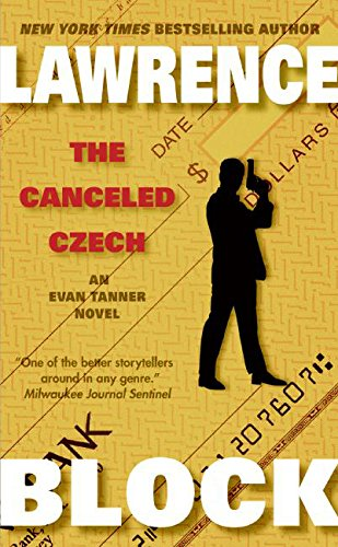 9780061258077: The Canceled Czech (Evan Tanner)