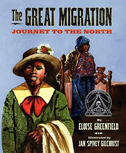 The Great Migration: Journey to the North (0061259217) by Eloise Greenfield