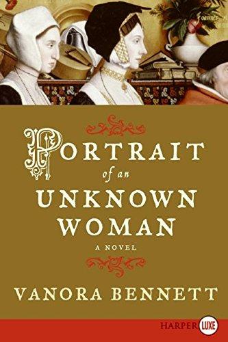 9780061259272: Portrait of an Unknown Woman LP: A Novel