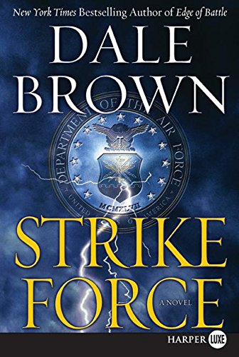 9780061259319: Strike Force