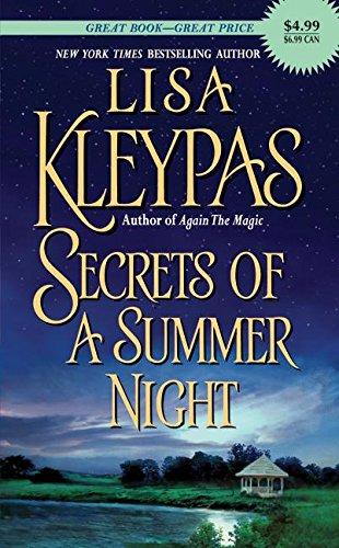 9780061259340: Secrets of a Summer Night (The Wallflowers, Book 1)