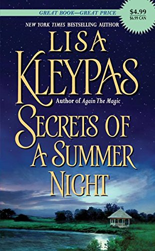 9780061259340: Secrets of a Summer Night (The Wallflowers, Book 1)