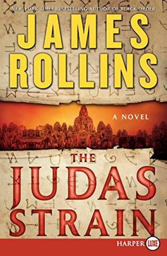 9780061259470: The Judas Strain (Sigma Force Novels)