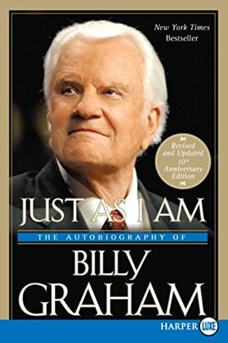 Just As I Am (9780061259524) by Billy Graham