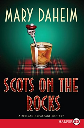 9780061260391: Scots on the Rocks LP (Bed-And-Breakfast Mysteries)