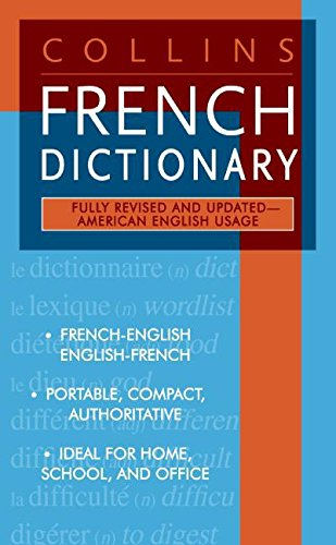 9780061260476: Collins French Dictionary (Collins Language)