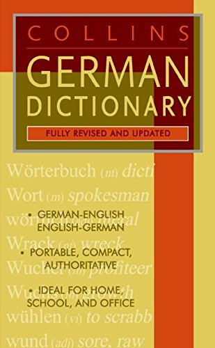 9780061260483: Collins German Dictionary