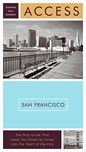 9780061260612: Access San Francisco (Access Guides)