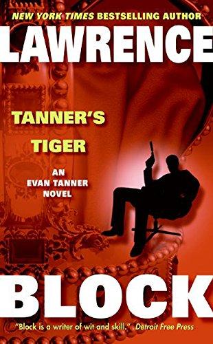 9780061262364: Tanner's Tiger (Evan Tanner)
