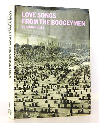9780061282003: Love Songs From the Boogeymen