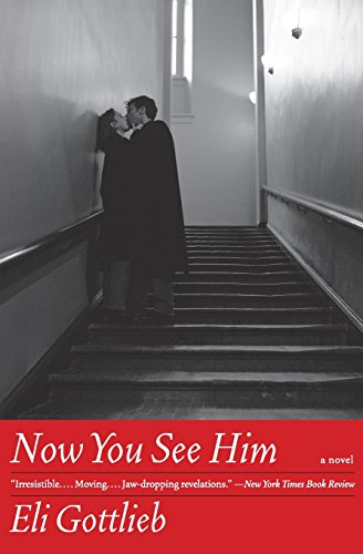9780061284656: Now You See Him: A Novel