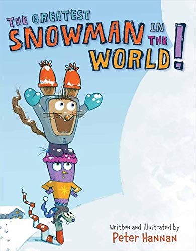 9780061284809: The Greatest Snowman in the World!