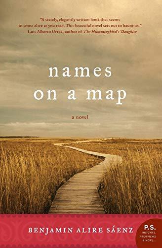 9780061285691: Names on a Map: A Novel
