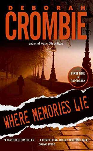 9780061287527: Where Memories Lie (Duncan Kincaid/Gemma James Novels)