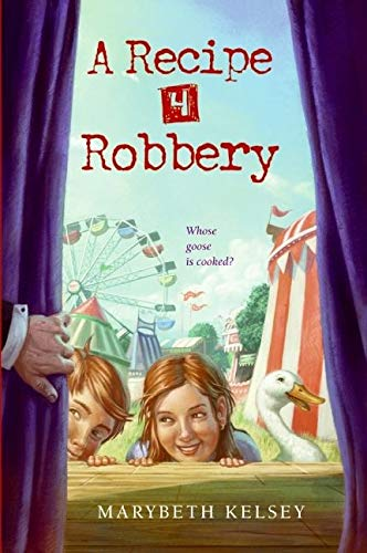 9780061288432: A Recipe for Robbery