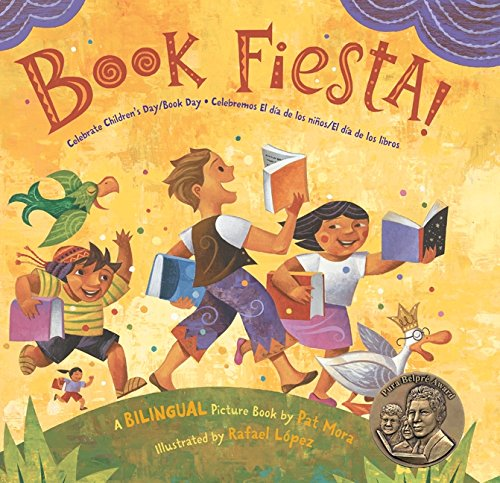9780061288777: Book Fiesta!: Celebrate Children's Day/Book Day; Celebremos El dia de los ninos/El dia de los libros