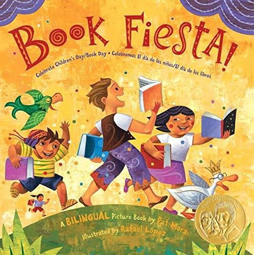 9780061288784: Book Fiesta!: Celebrate Children's Day/Book Day; Celebremos El dia de los ninos/El dia de los libros