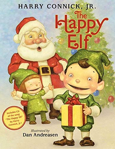 9780061288791: The Happy Elf