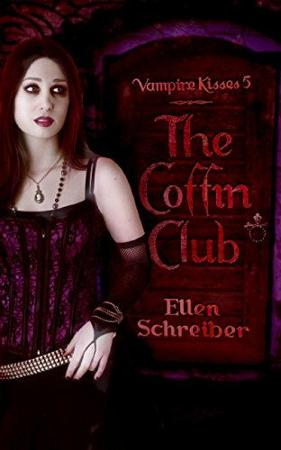 9780061288845: Vampire Kisses 5: The Coffin Club