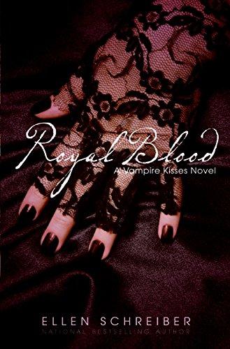 9780061288876: Royal Blood (Vampire Kisses, Book 6)