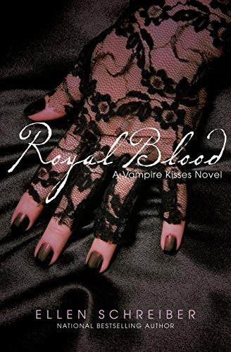9780061288890: Royal Blood (Vampire Kisses, Book 6)