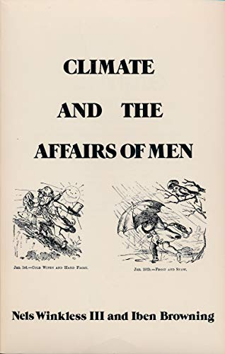 9780061295508: Climate and the Affairs of Men