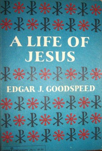 9780061300011: A Life of Jesus