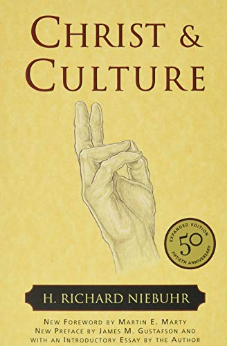 9780061300035: Christ and Culture (Torchbooks)