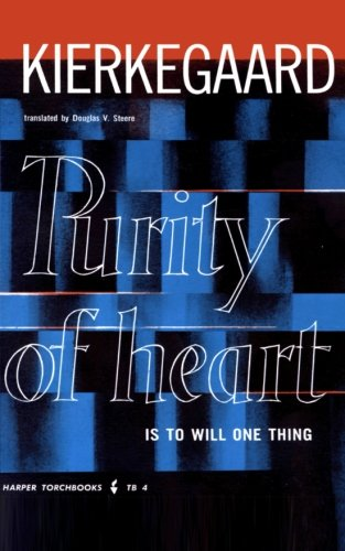 9780061300042: Purity of Heart is to Will One Thing: Spiritual Preparation for the Office of Confession (Harper Torchbooks)