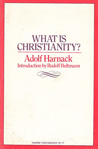 9780061300172: What is Christianity?