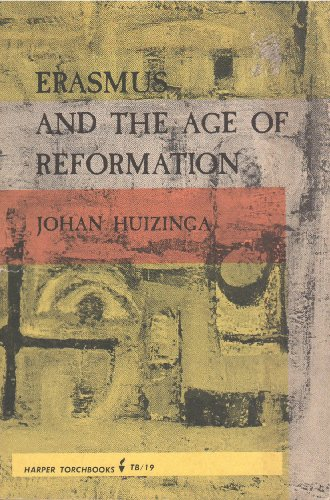 9780061300196: Erasmus and the Age of Reformation (Torchbooks)