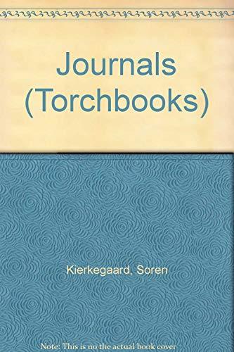 9780061300523: Journals (Torchbooks)
