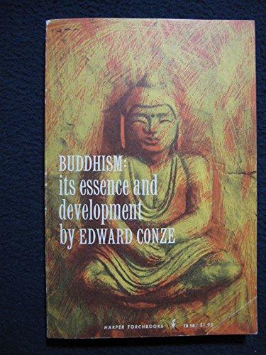 9780061300585: Buddhism: Its Essence and Development