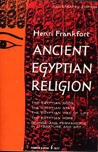9780061300776: Ancient Egyptian Religion an Interpretation (Cloister Library)