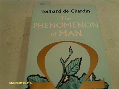 9780061303838: The Phenomenon of Man -- Introduction By Sir Julian Huxley