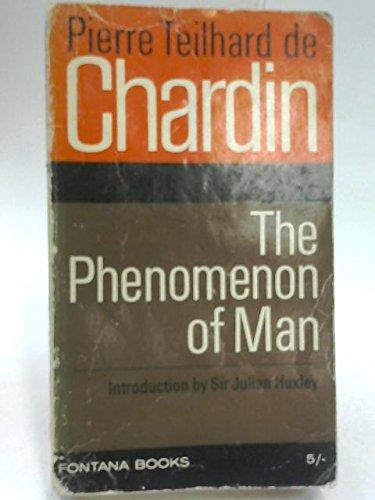 9780061303838: The Phenomenon of Man